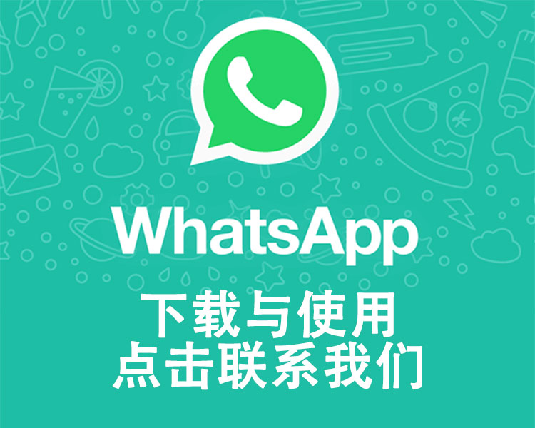 WhatsApp咨询